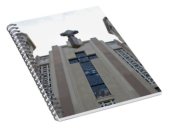San Felipe Church Spiral Notebook