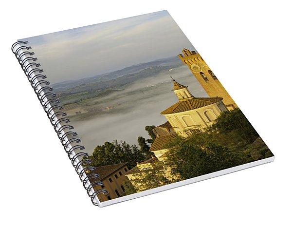 San Miniato Spiral Notebook