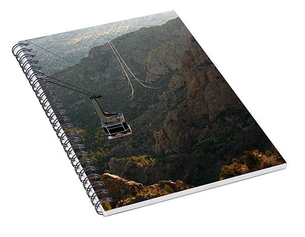 Sandia Peak Cable Car Spiral Notebook