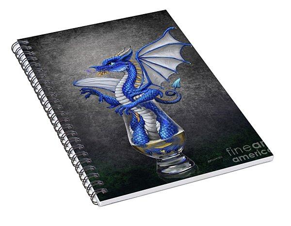 Scotch Dragon Spiral Notebook