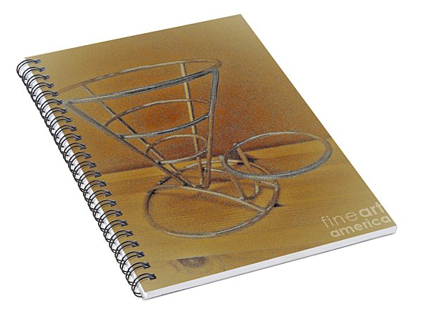 Sculpture  Spiral Notebook