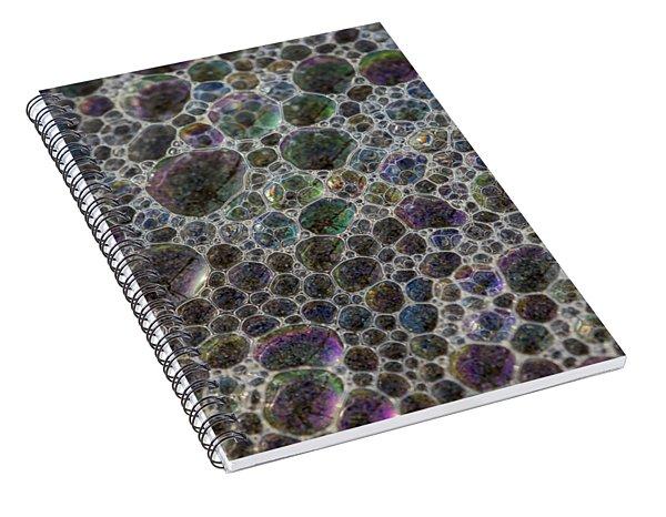 Sea Jewelery Spiral Notebook