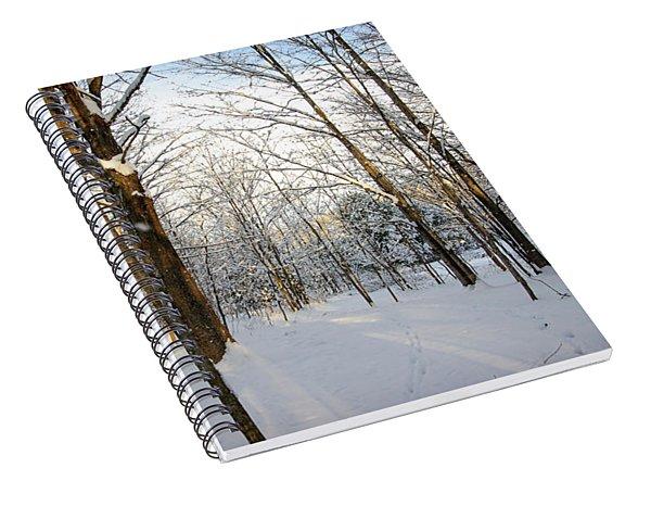 Seasons Change Spiral Notebook