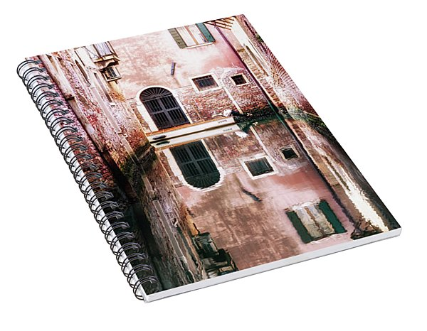 Secluded Venice Spiral Notebook