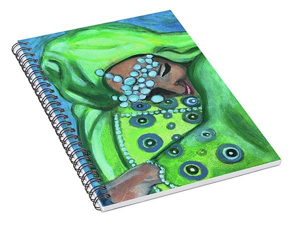 Secret Joy Spiral Notebook