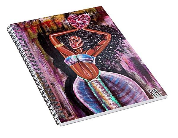 Self Made Royalty Spiral Notebook