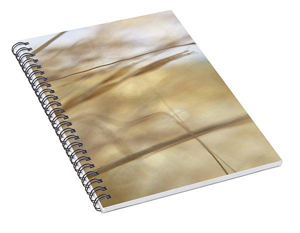 Semolina Spiral Notebook