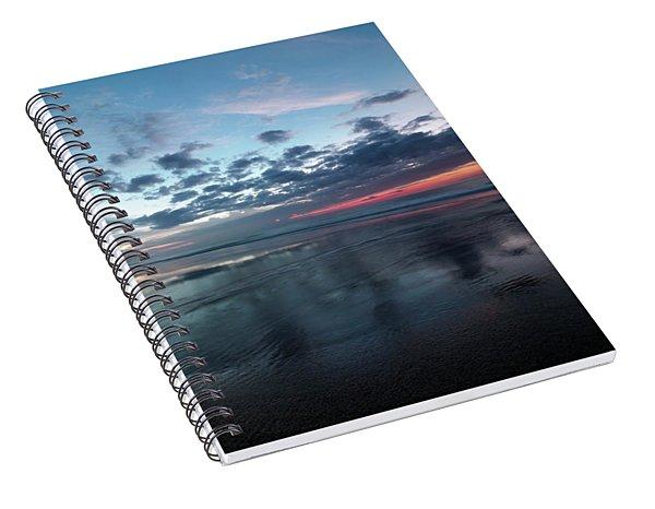 September Sunrise Spiral Notebook