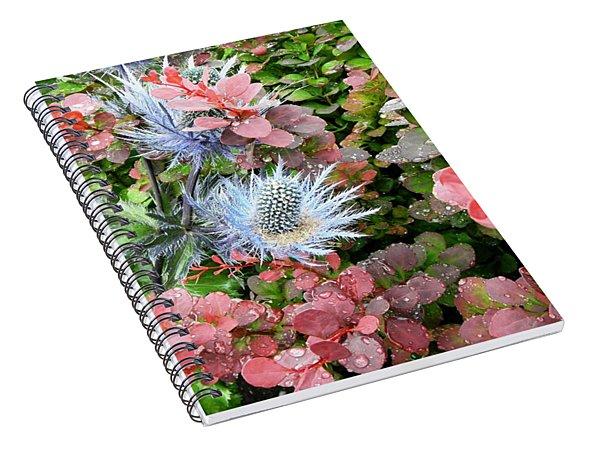 Bellingham Garden Spiral Notebook
