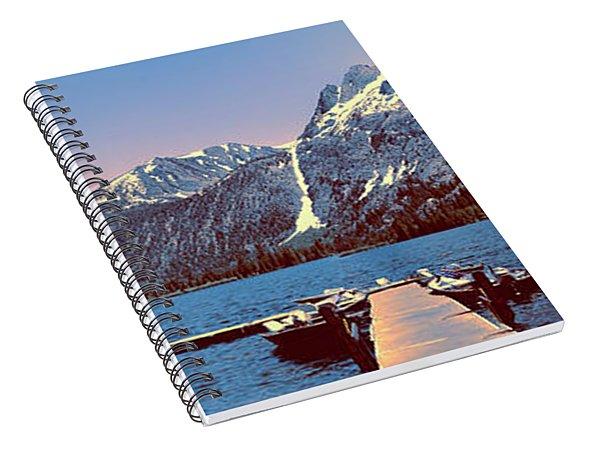 Silver Lake Spiral Notebook