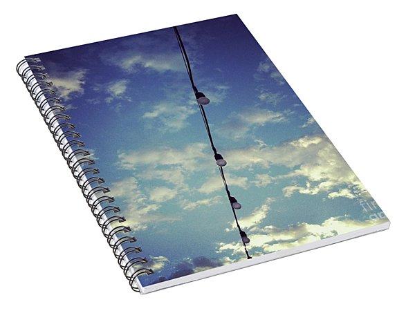Skylights Spiral Notebook