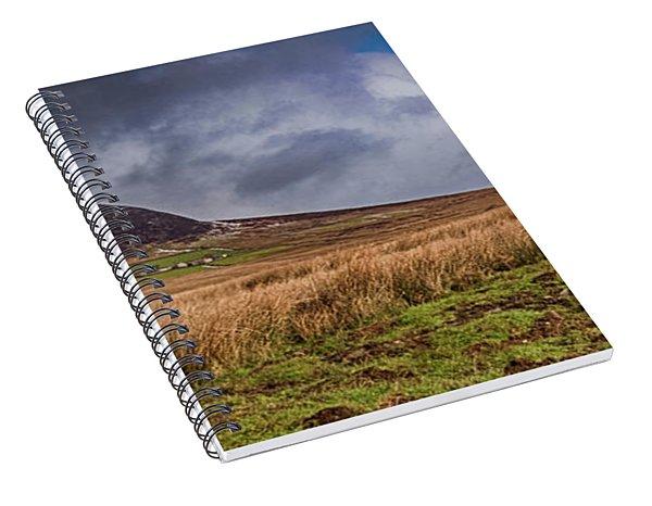Slemish Mountain  Spiral Notebook