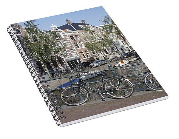 Sleutelbrug Amsterdam Spiral Notebook