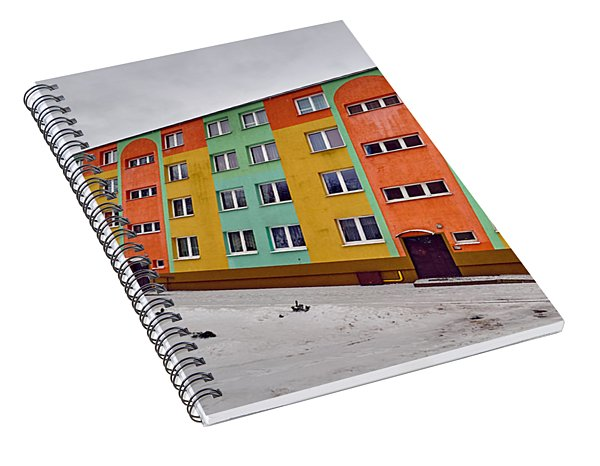 Slope Spiral Notebook