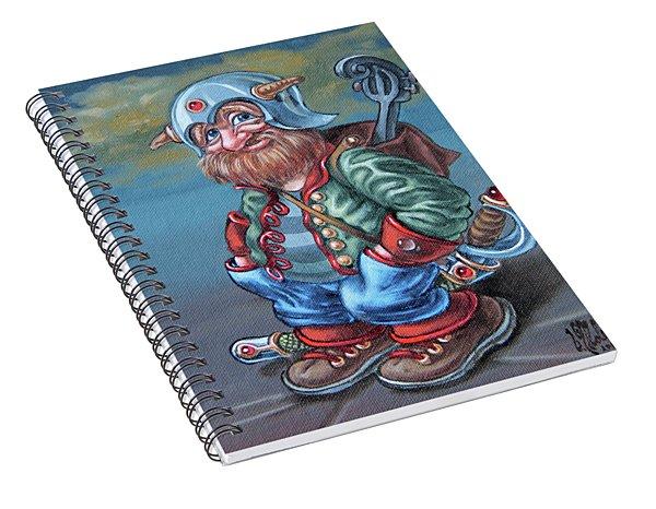 Sloven Spiral Notebook