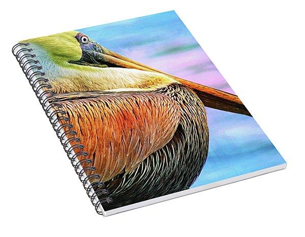 Solo Pelican Spiral Notebook