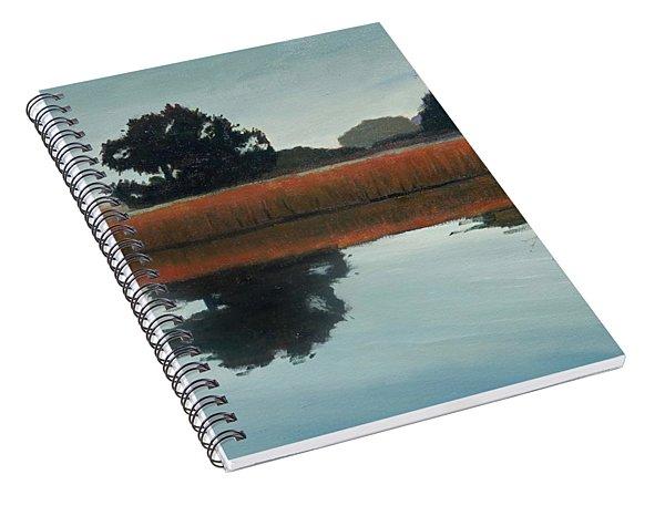 Somber Sunday Spiral Notebook