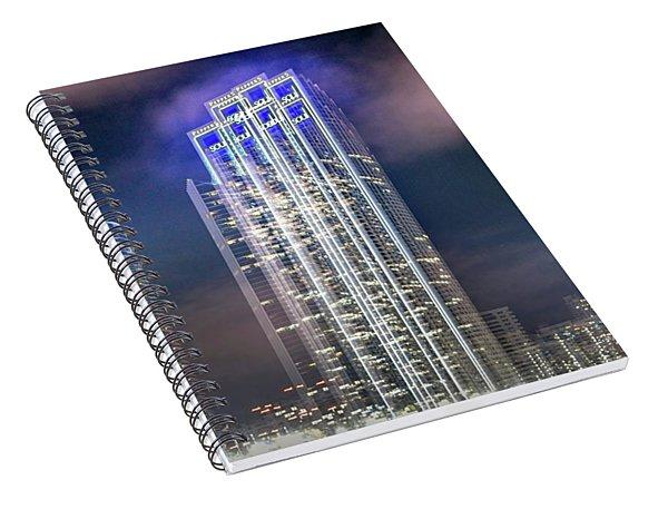 Soul Vibrations Spiral Notebook