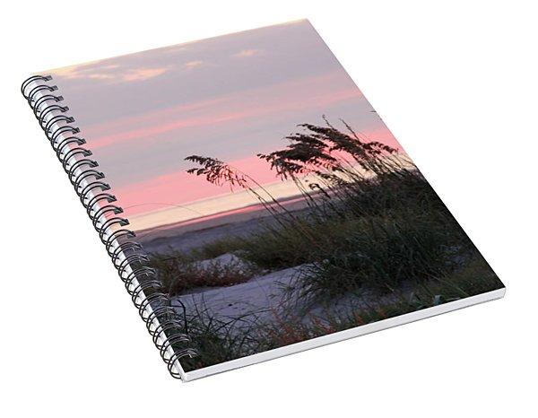 Southern Dunes Spiral Notebook