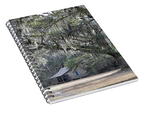 Southern Shade Spiral Notebook