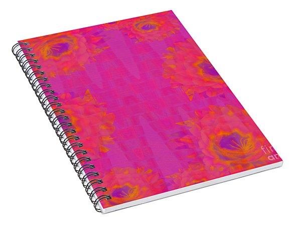 Southwest Bouquet Spiral Notebook