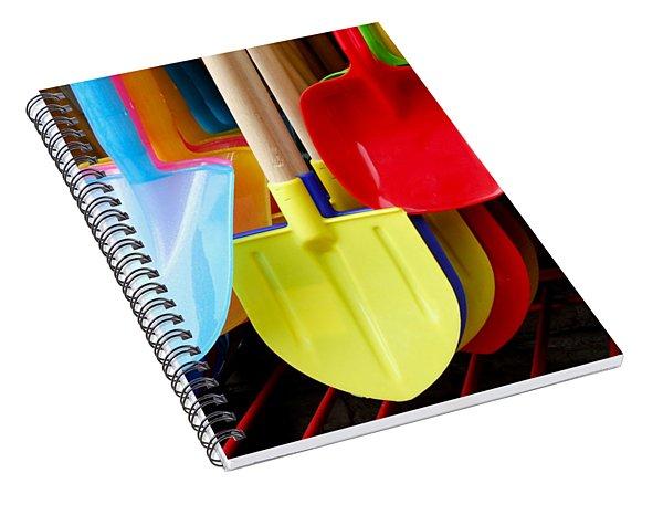 Spades Spiral Notebook
