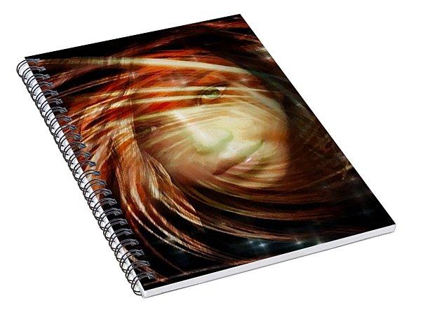 Sparkling Joy Spiral Notebook