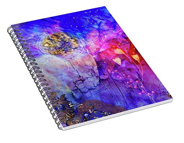Spellbound Spiral Notebook