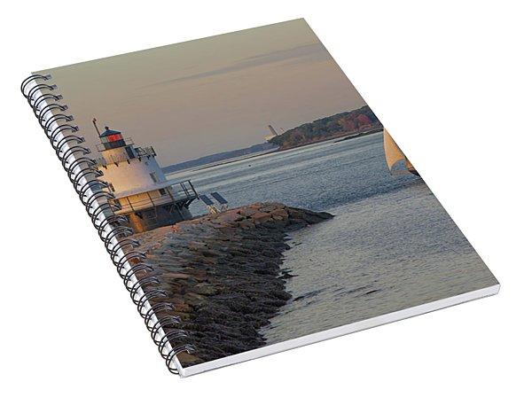 Sprint Point Ledge Sails Spiral Notebook