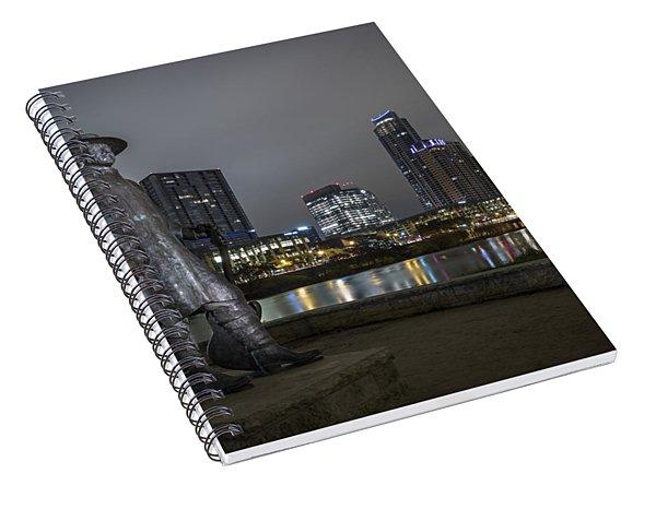 SRV Spiral Notebook