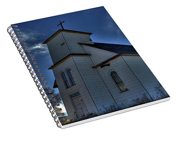 St Agnes Spiral Notebook