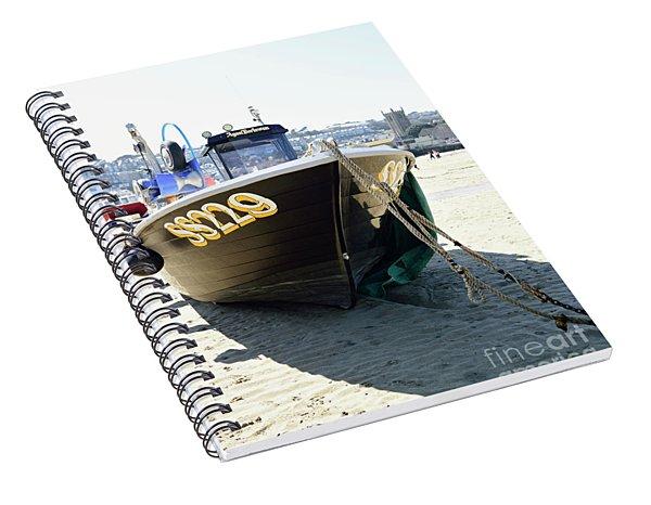 St Ives Harbour Spiral Notebook