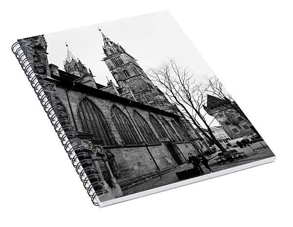St. Lorenz Cathedral Spiral Notebook