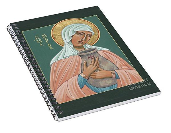 St Martha Of Bethany  Spiral Notebook