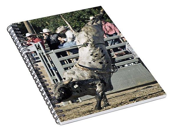 Stand Up Performance Spiral Notebook