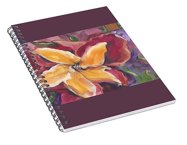 Star Garden Spiral Notebook