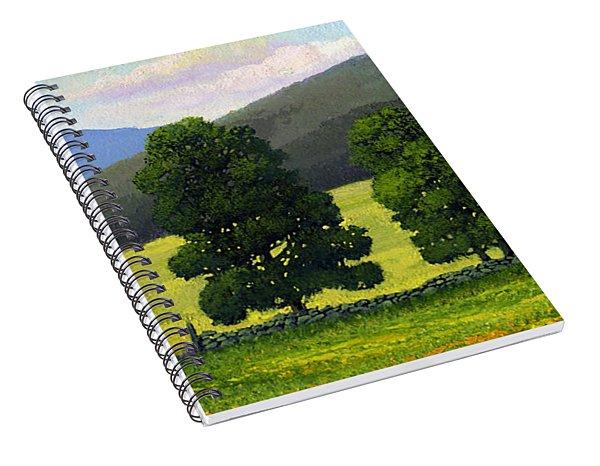Stonewall Field Spiral Notebook