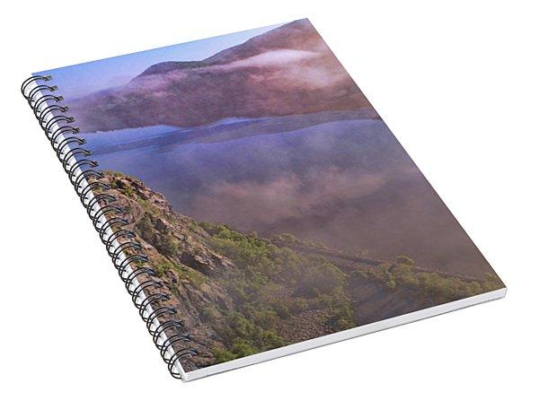Storm King Highway Spiral Notebook