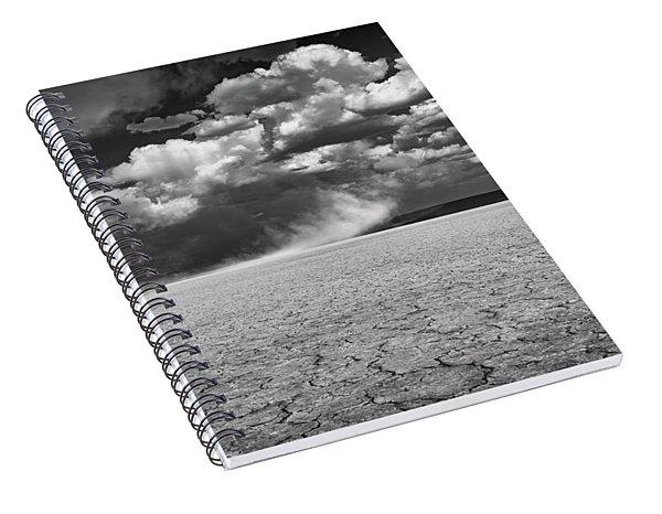 Stormy Alvord Spiral Notebook