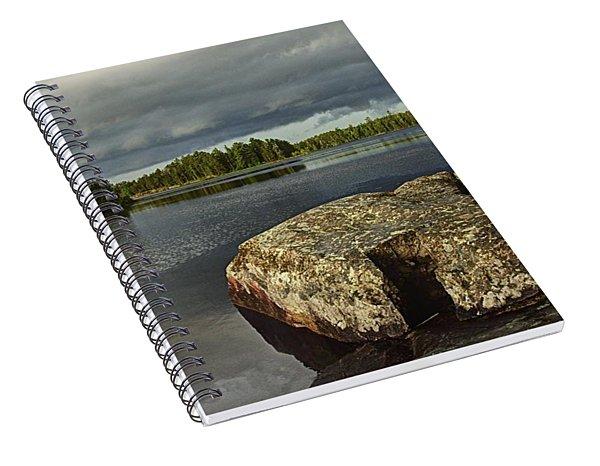Stormy Morning Spiral Notebook