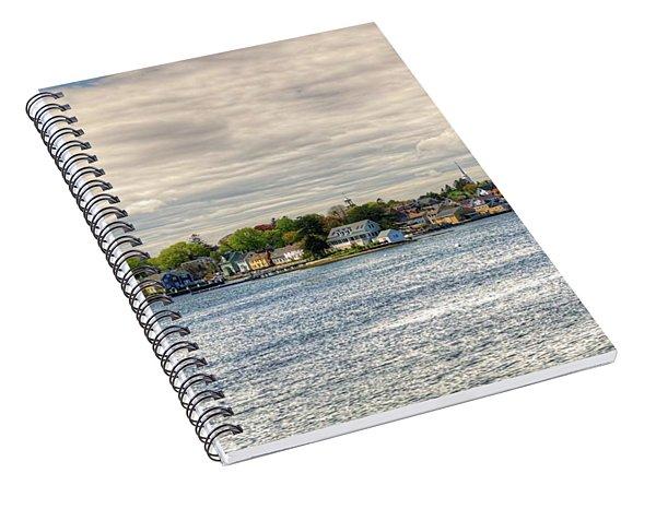 Strawbery Banke Spiral Notebook