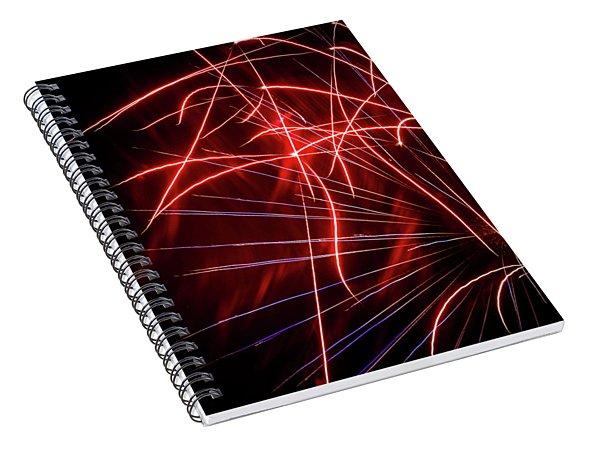 Stringers Spiral Notebook
