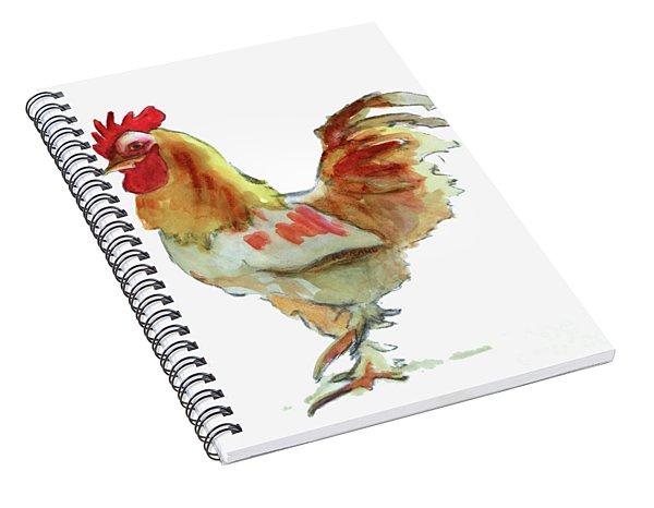 Strut Your Stuff 4 Spiral Notebook