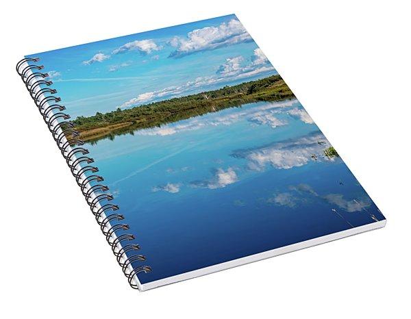 Sucker River Reflections Spiral Notebook