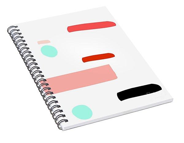 Southern Tea Spiral Notebook