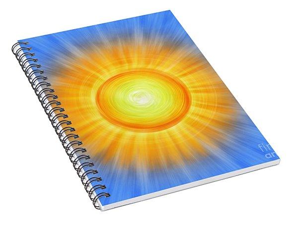 Sunny Spiral Notebook