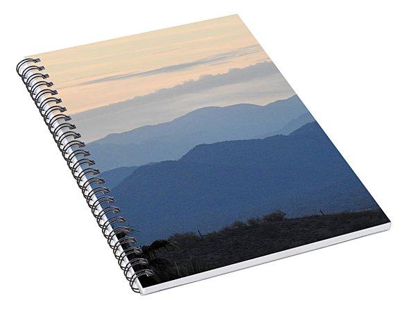 Sunrise Series #7 Spiral Notebook