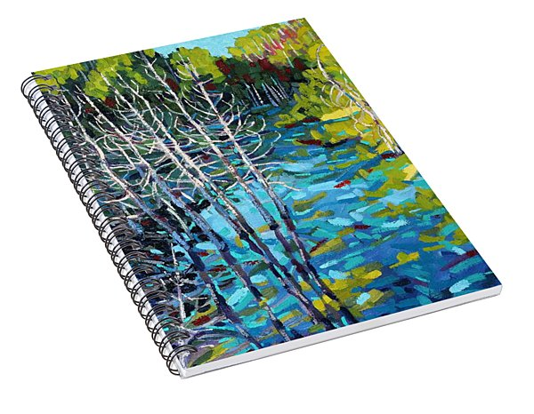 Sunrise Swamp Spiral Notebook
