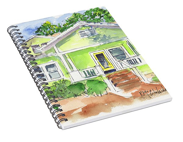 Sweet Lemon Inn Spiral Notebook