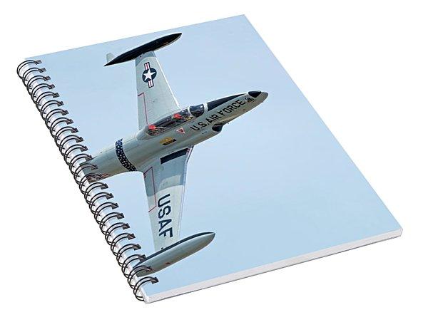 T-33 Spiral Notebook